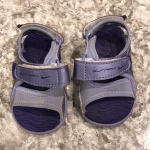 EUC Nike toddler girls sandals
